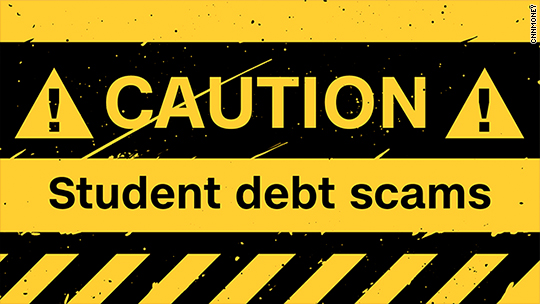 Beware of student debt relief scams