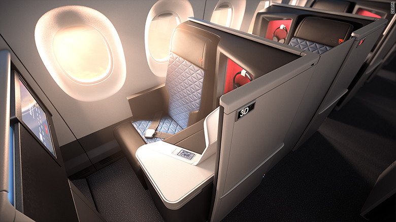 Check Out Delta S New All Suite Business Class Aug 16 2016