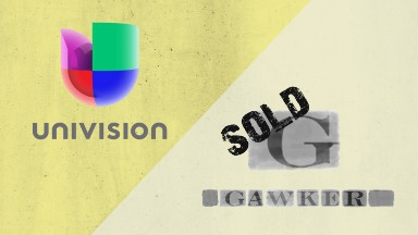 Univision to buy Gawker Media