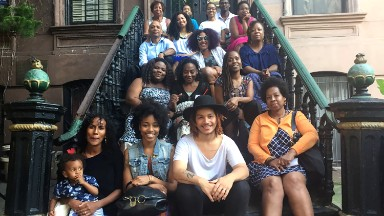 800 people donate to save Langston Hughes' house