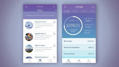 The investing app military families love
