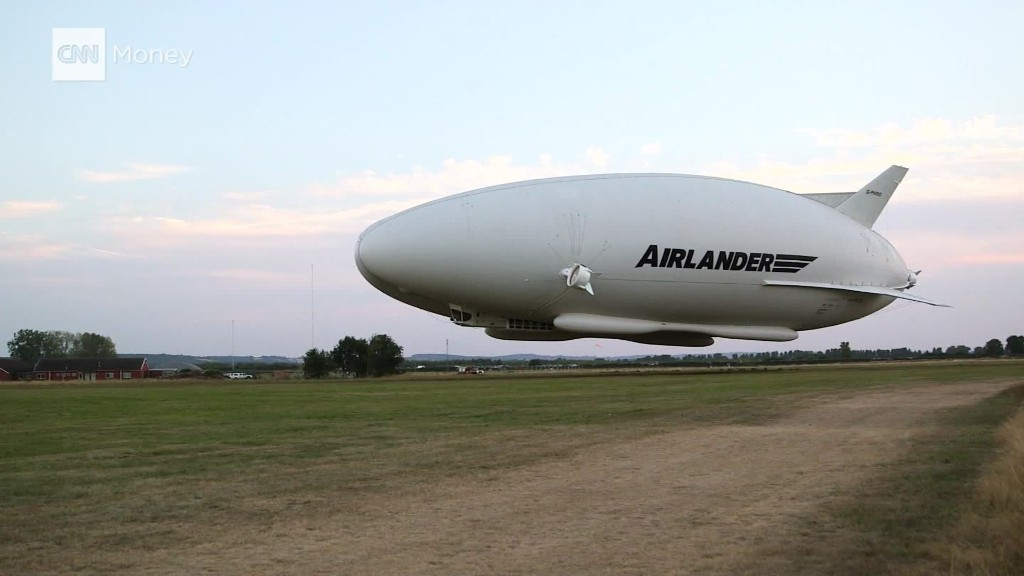 World's largest aircraft completes first test flight