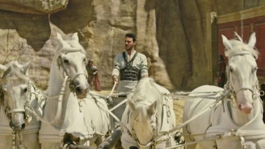 Review: 'Ben-Hur' saddles up, but doesn't win the race