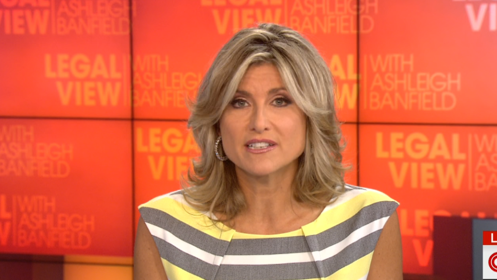 CNN's Ashleigh Banfield joins HLN