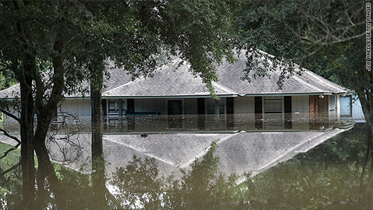Most Louisiana flood victims probably aren't insured
