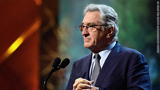 Robert De Niro plans to open a luxury hotel in London