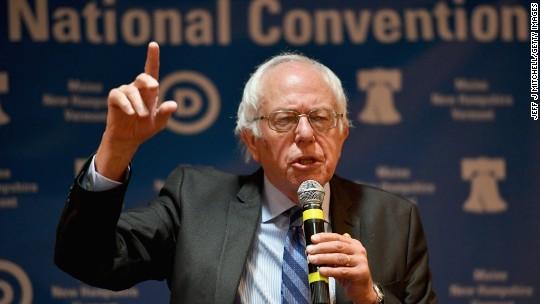 Bernie Sanders to Pfizer: Lower 'unconscionable' drug prices