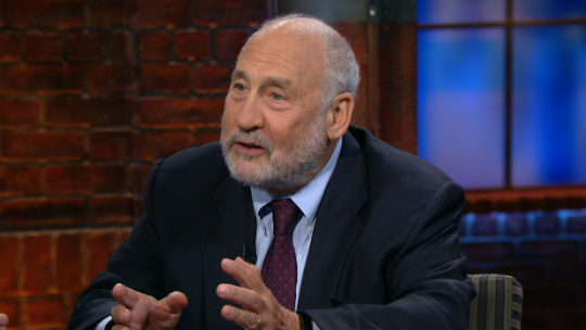 Nobel prize winner Stiglitz calls TPP 'outrageous'
