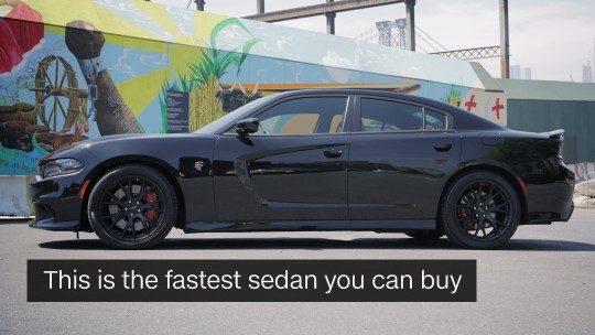 wheels fast sedan