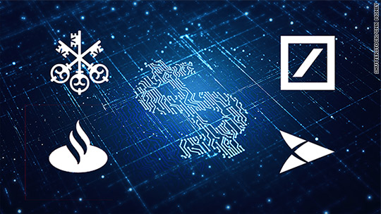 Inside the big banks' plan for new digital cash