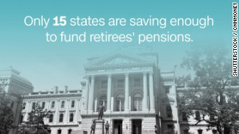 state pension shortfall