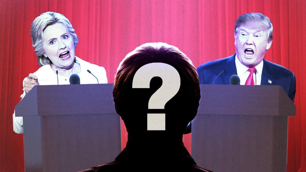 Presidential debate moderators announced
