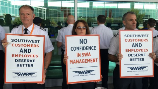 Airline employees are getting huge pay raises