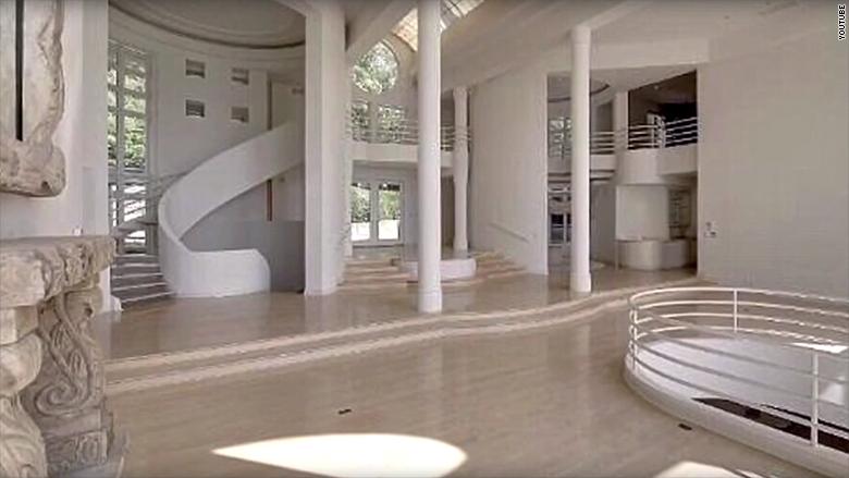 prince paisley park interior white