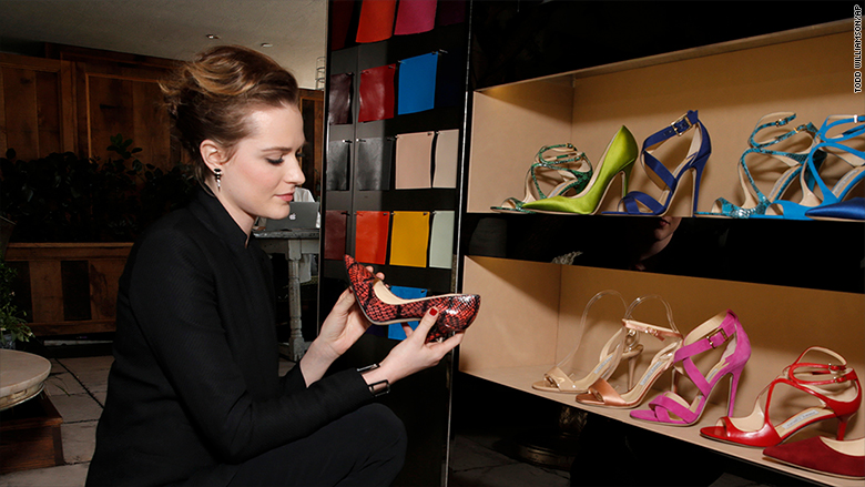evan rachel wood jimmy choo