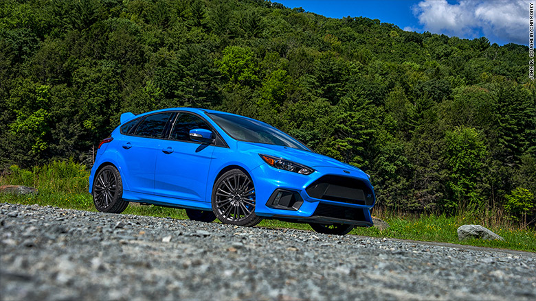 German-built Ford Focus: Outrageously fun