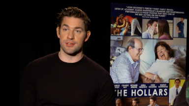 John Krasinski's 'The Hollars' is a movie about real people