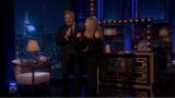 Barbra Streisand performs on 'The Tonight Show'