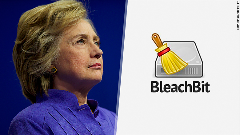 What is BleachBit? Little-known tool at center of Clinton email ...