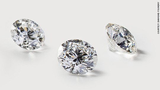Why DiCaprio is backing man-made diamonds