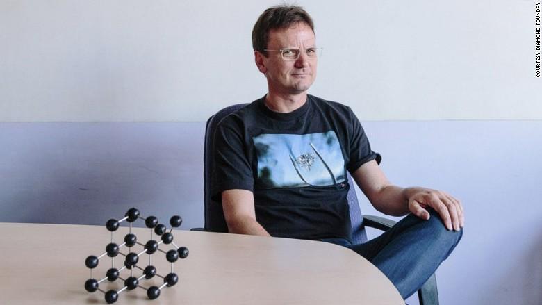 Diamond Foundry Martin Roscheisen
