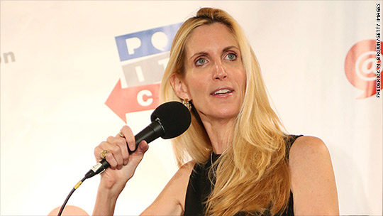 Trump's immigration pivot a buzzkill for Coulter's book tour