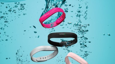 Fitbit unveils two new fitness trackers -- including one you can take in the pool