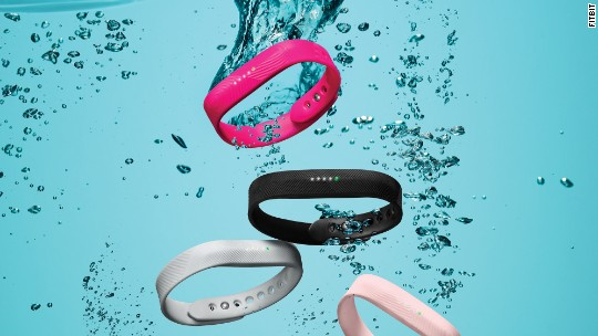Fitbit unveils two new fitness trackers