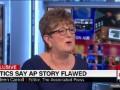 AP's Kathleen Carroll defends Clinton investigation but admits 'sloppy' tweet