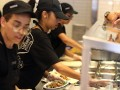 Workers sue Chipotle for unpaid wages