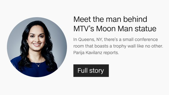 MTV moon man