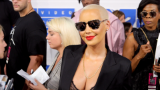 Amber Rose talks slut shaming at the VMAs