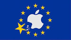 Apple's $14.6B tax bill