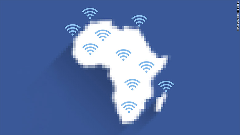mark zuckerberg africa wifi