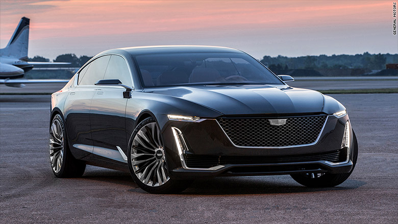 Cadillac exec spills company strategy in blog comments