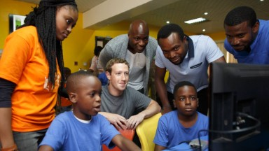 Mark Zuckerberg's plan to save the world ... with Facebook