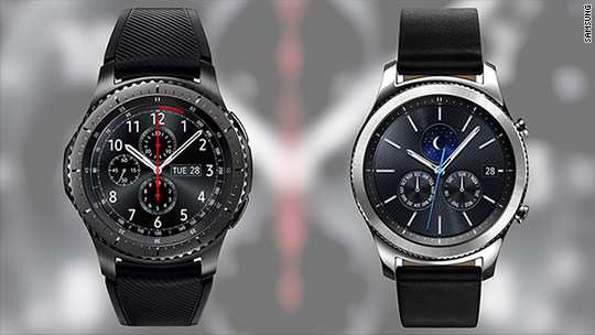 Samsung goes to the extreme with Gear S3