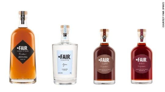 Nice guys finish thirst? Fair Trade vodka is here