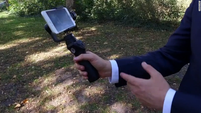 DJI Osmo Mobile. The 12 must-have tech gifts of 2016