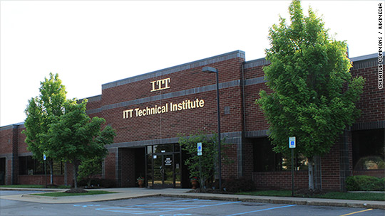 For-profit college ITT shuts down: Tens of thousands of students in the lurch