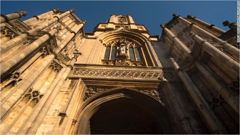oxford university uk Christ Church college
