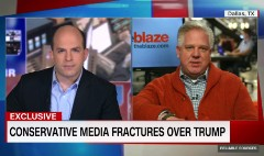 Glenn Beck speaks out about Trump