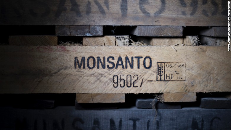 Bayer's giant takeover bid for Monsanto just got even bigger - Sep. 6, 2016