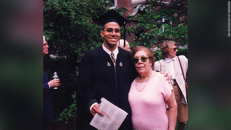 john king harvard graduation