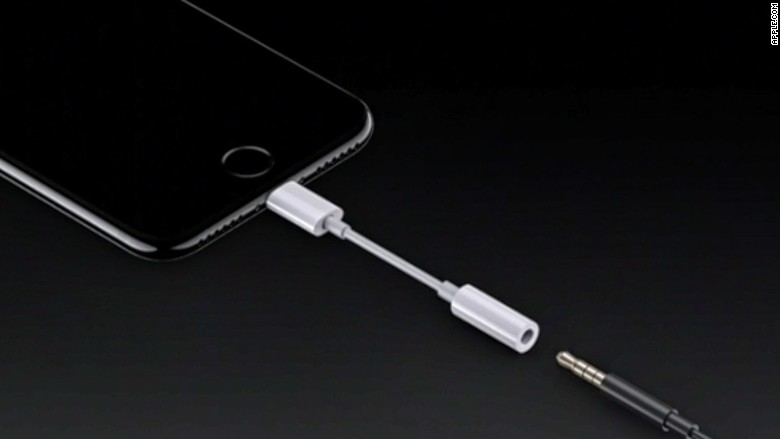 apple event aux adapter