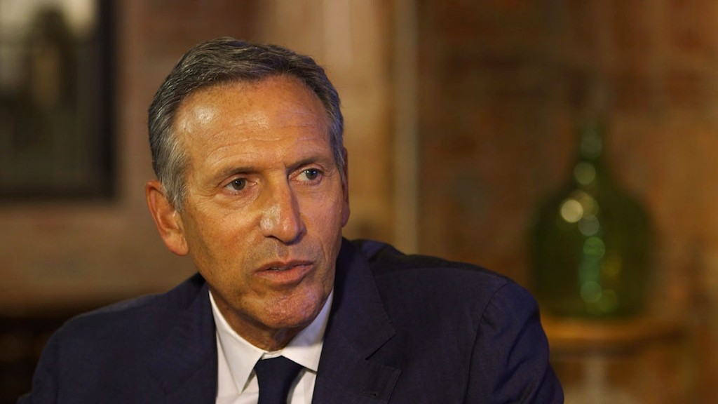 Is Starbucks CEO's American Dream still alive?
