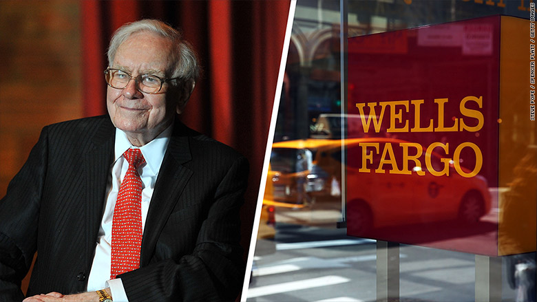 Who owns Wells Fargo anyway? You, me and Warren Buffett - Sep. 8, 2016