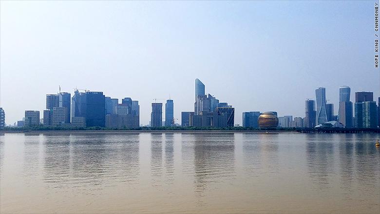 new hangzhou