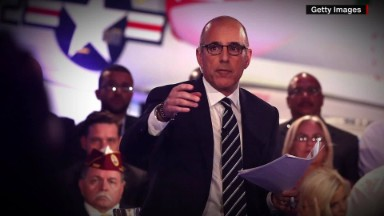 Pressure on debate moderators after Matt Lauer fail