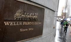 Wells Fargo's new account openings plunge